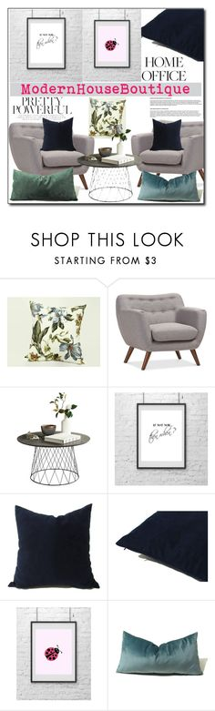 """""""Modern House Boutique 58"""" by sabinn ❤ liked on Polyvore featuring interior, interiors, interior design, home, home decor, interior decorating and modern"""