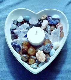 How to Store and Display Your Crystals - By Stephanie Tingle - Crystal Healing Articles - Information About Crystals As A Healing Tool