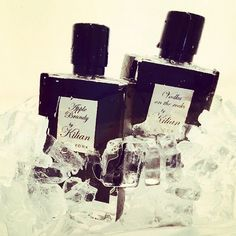 Exclusives from By Kilian - Apple Brandy and Vodka on the Rocks - available for a limited time at Luckyscent! #niche #french #perfume #luckyscent