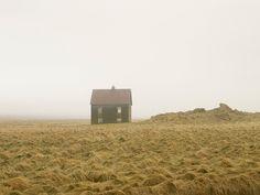 PATIENCE - Color Photographs by Josef Hoflehner & Jakob Hoflehner Secluded (Iceland, 2006)