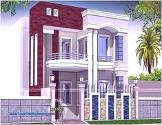 modern elevations residential building stories - Google Search Mansions, Google Search, House Styles, Building, Modern, Home Decor, Mansion Houses, Homemade Home Decor, Trendy Tree