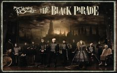 my chemical romance the black parade - Google Search
