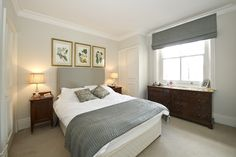 A fresh and sophisticated look for Stanhope Gardens