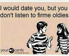Oldies are just classics, that's all they are. They don't need improvement.