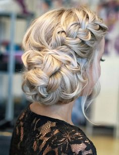 Fabulous French Twist Updos