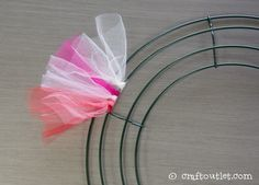 Tulle Poofs