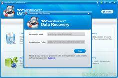 Wondershare Data Recovery Crack Plus Serial Key Free Download