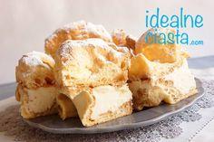 Custard Slice, Cereal, Ice Cream, Sweets, Breakfast, Food, Gastronomia, No Churn Ice Cream, Morning Coffee
