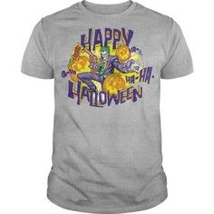 Batman Joker Ha Halloween T Shirts, Hoodies, Sweatshirts. CHECK PRICE ==► https://www.sunfrog.com/Geek-Tech/Batman-Joker-Ha-Halloween.html?41382
