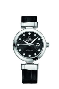 Ladymatic by Omega. The most femenin and incredible watch for women