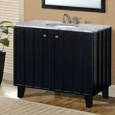 """IN 31 Series 40"""" Single Sink Bathroom Vanity Set"""