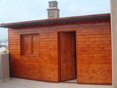 Cerramientos de madera :: TOLDOS EN VALENCIA