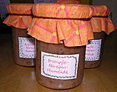 Bratapfel-Marzipan-Zimt-Marmelade