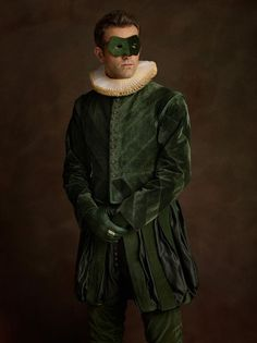 Super flemish series sets heroes and villains in the 17th century All images courtesy of Sacha Goldberger