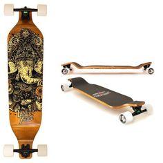 """Landyachtz EVO 2012 Elephant Downhill Longboard Deck Complete W/ Slide Wheels & Factory Parts 41"""" , http://www.amazon.com/dp/B008YUMPJW/ref=cm_sw_r_pi_dp_U0Awrb1CP789N"""