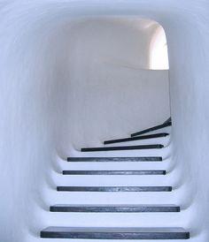 Cesar Manrique staircase