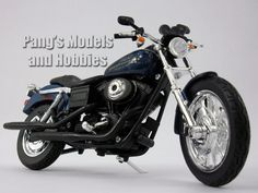 Harley - Davidson 2004 DYNA Super Glide Sport 1/12 Scale Diecast Metal Model by Maisto
