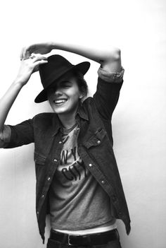 ERIKA LINDER.. So in love with her.