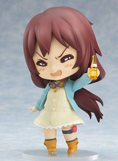 Nendoroid Nozomi Moritomo from the anime series The Rolling Girls by the Good Smile Company. Available on the Good Smile Online Shop till December Anime Chibi, Kawaii Anime, Disney Princess Set, Rolling Girl, Anime Summer, Anime Toys, Anime Figurines, Man Character, Cute Japanese