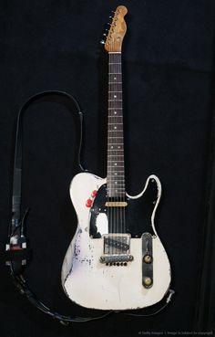 Rick Parfitt's Fender Telecaster