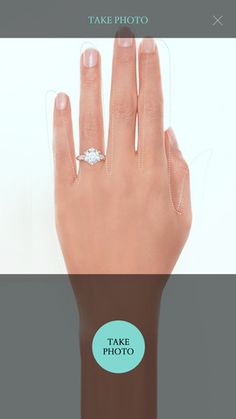 Try on your perfect Tiffany ring VIRTUALLY!!