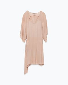 ZARA - WOMAN - JACQUARD VISCOSE DRESS