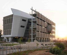 Primeiro edifício LEED Platina em Israel é um dos mais sustentáveis do mundo