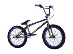 """Fit Bike Co. """"Van Homan 1"""" 2013 BMX Bike Grey/blue"""