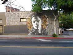 El Mac Retna #elmac #retna #streetart