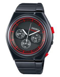 Seiko Spirit Giugiaro Design Limited Edition 'Rider's Chronograph' Watches Watch Releases