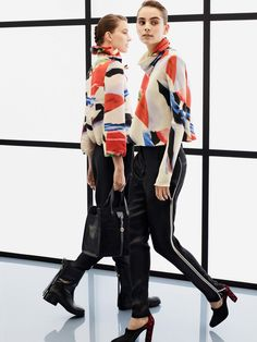 Giorgio Armani Pre-Fall 2017 Collection Photos - Vogue