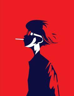 Radiographista n. 284, #IllustrationFriday• The Kingdom Mono by Lorena Álvarez Gómez • Masterminds by Neil V Fernando • Graffiti by Elif Demir Follow for daily curated design, micro-magazine...