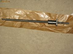 Surub cu bile 450mm pentru strung sau CNC foto mare