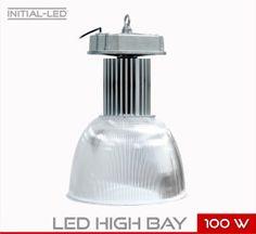 LED HIGH BAY 100W EQUIVALENT 400W METAL HALIDE