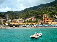 CINQUE TERRE:  Monterosso al Mare http://destinationfiction.blogspot.ca/2015/03/cinque-terre-five-lands.html