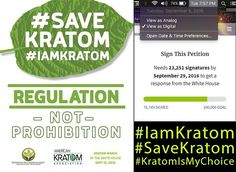 Updates on the future legality of #kratom and how you can help... As of the time of this post there are approximately 76749 signatures and in order for this petition to reach Congress another 23251 signatures are needed to meet the 100000 goal . The more the better! Share share share.  Just hours ago today #JoeRogan shared his thoughts on kratom recorded live at: http://ift.tt/2c5QxlI (the link goes directly to when he starts discussing kratom)  Mark your calendars: Tuesday September 13th…