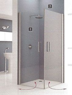 18 Best Hinged Wet Room Screens Images Bathroom Design Small