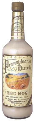 Pennsylvania Dutch Egg Nog...BUT I WANT SOME. It is so freakin yum and I don't even LIKE egg nog! haha