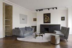 Tristan Auer- Appartement - architecture intérieure et décoration – création de mobilier Paris