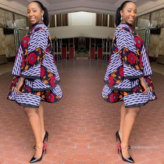 Latest Ankara Styles 2019 For African Ladies To Try Out African Fashion Ankara, Latest African Fashion Dresses, African Print Fashion, Ankara Dress Styles, Latest Ankara Styles, Ankara Blouse, Ankara Gowns, Nigerian Ankara Styles, Ankara Clothing