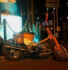 motorku Slamet Dwi Sabar n'Roses