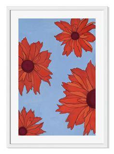 Summertide I by Laura Gunn Framed Painting Print