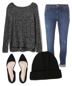 """back to basics"" by ultraredviolet on Polyvore featuring Gap and Dorothy Perkins"