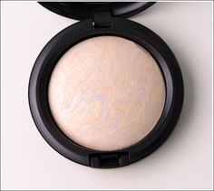 "MAC Mineralize Skinfinish in Lightscapade (limited-edition, Summer 2012 ""Reel Sexy"" collection, $29). Limited-edition."