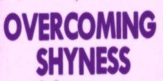 3 Steps to Overcome Shyness, retweet :)  click here, http://curetodaysubliminal.blogspot.com/2015/05/3-steps-to-overcome-shyness-step-1.html…