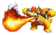 Fangirl Reviews: Villain Steel Cage Match: Who will win? Nintendo - Super Mario Bros. - Bowser