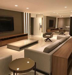 45 Captivating Living Room Ideas With Ceiling Light Design - Ceiling design Ceiling Design Living Room, Room Door Design, Ceiling Light Design, False Ceiling Design, Living Room Interior, Home Interior Design, Living Room Designs, Living Rooms, Ceiling Lighting