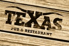 Texas Pub & Restaurant logo