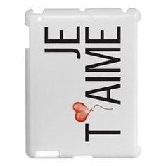 Je Taime iPad 2 Hard Case