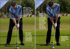 Expert Golf Tips For Beginners Of The Game. Golf is enjoyed by many worldwide, and it is not a sport that is limited to one particular age group. Not many things can beat being out on a golf course o Golf Ball Crafts, Golf Academy, Golf Instruction, Perfect Golf, Golf Training, Golf Lessons, Golf Gifts, Play Golf, Golf Clubs